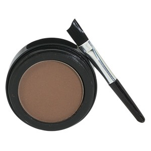 Eyebrow powder (you can get a good powder from Anastasia Beverly Hills- dip brow pomade)