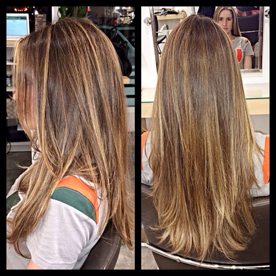 Musely if you want just beautiful natural looking highlights apply the mix only on the pmusecretfo Images