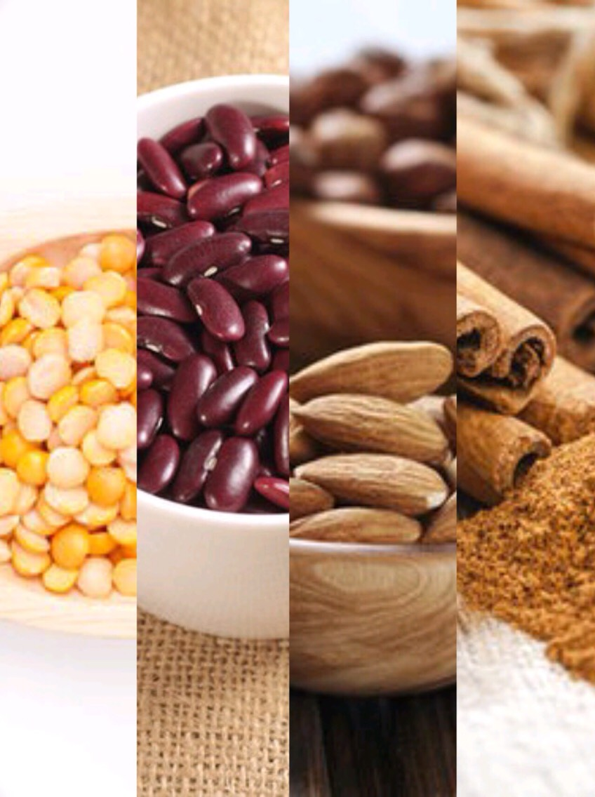 Lentils, beans, nuts and cinnamon are also more examples of super foods that speed up metabolism and keep you feeling fuller for longer
