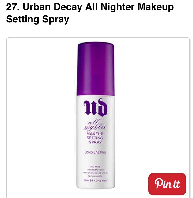 Prevents makeup fading. Makeup will last from Morning to night with this product! - $29.00