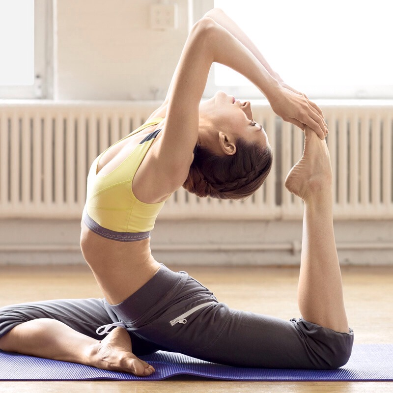 Stretch and do yoga for a good 10-15 minutes everyday.
