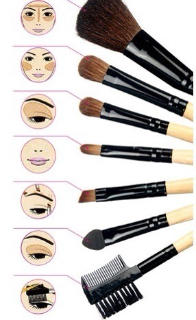 Know your brushes!