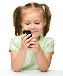 Instead of kids getting phones for Christmas or their birthdays...