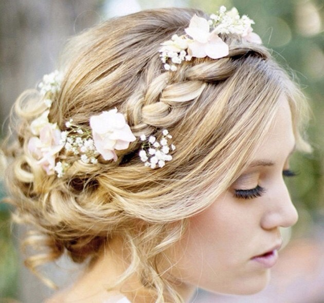 Greek Wedding Hairstyles By Fabulous Tochis Musely