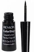 #5 Revlon Colorstay Liquid Liner  I'm a huge fan of liquid liner and this particular one is a must have. It's easy to apply and lasts all day.