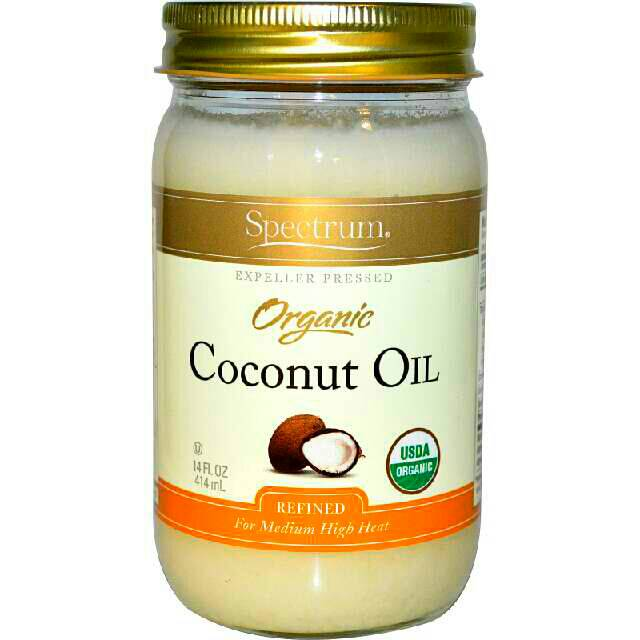 1 tablespoons of coconut oil (doesnt need to be melted)