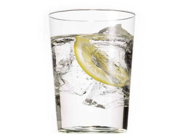 7. Chill out  Drinking eight or more glasses of ice water a day may help your body burn fat, according to research.