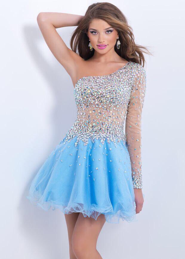 Beautiful long short dresses