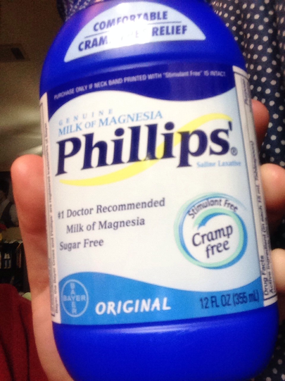 If may sound weird to use Phillips Milk of magnesia on your face, but one of the women that I work with that use to work in the makeup world told me to use this as my primer. It hides the shine from coming through your makeup. GET THE ORIGINAL NOT THE CHERRY!!! But try it! It works!!