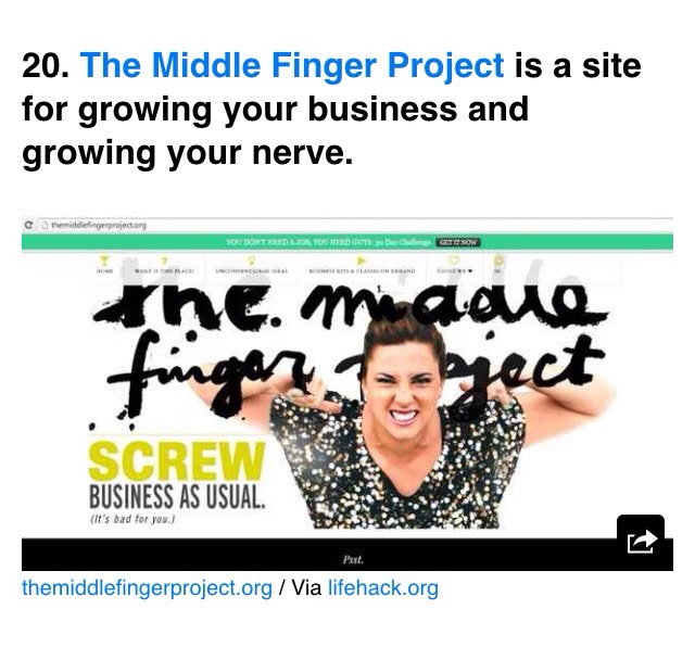 themiddlefingerproject.org