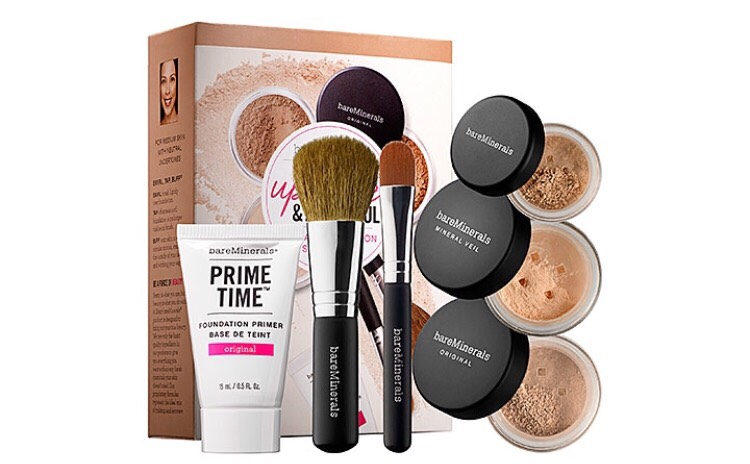 Bareminerals- up close & beautiful: :0 day complexion starter kit $22