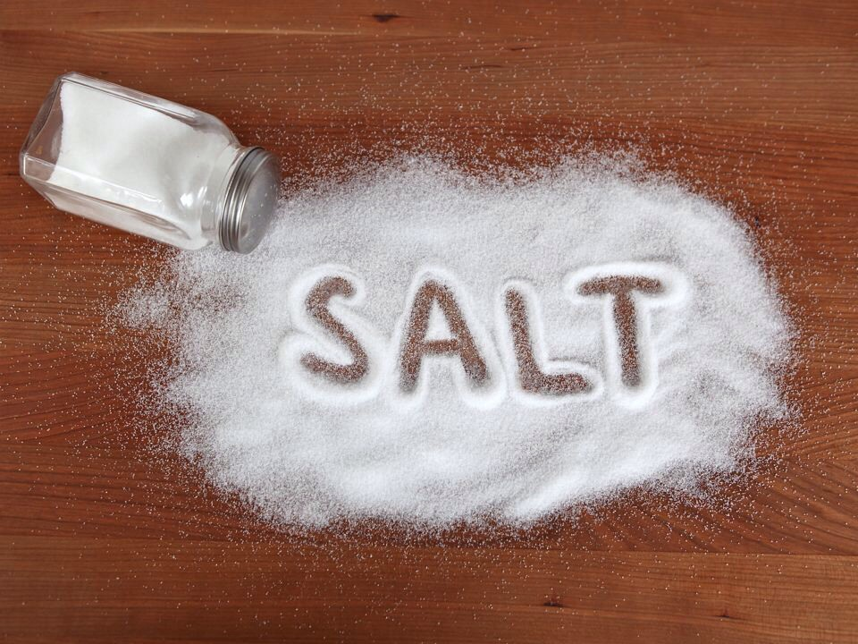 One cup of salt