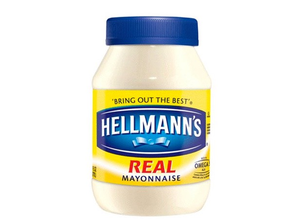 First you are going to need mayonnaise