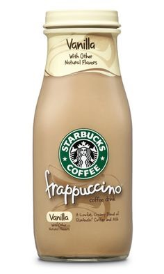 Something to drink it dont have to be starbucks btw it can be water or some else