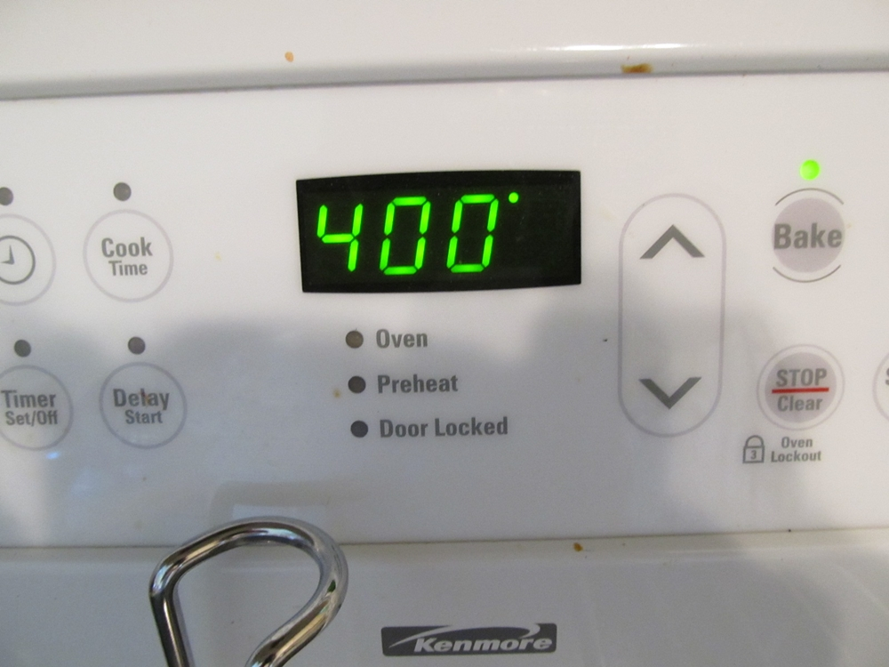 Bake at 400° for 10-12 minutes or just until the cookies start to turn light golden-brown; remove from oven and allow to cool slightly; while cookies are still warm (but NOT hot) remove them from baking sheets and roll, a few at a time, in powdered sugar until evenly coated; cool cookies completely