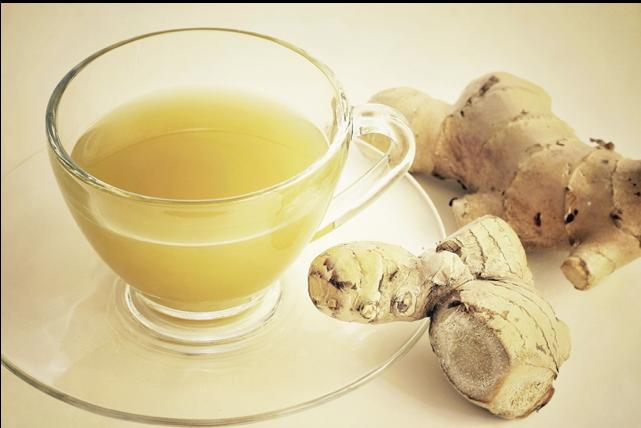 STEP 4: GINGER (The Super Slimming Spice)! Fresh ginger has been used for thousands of years to improve digestion, easing belly bloat and promoting a good environment for healthy bacteria.