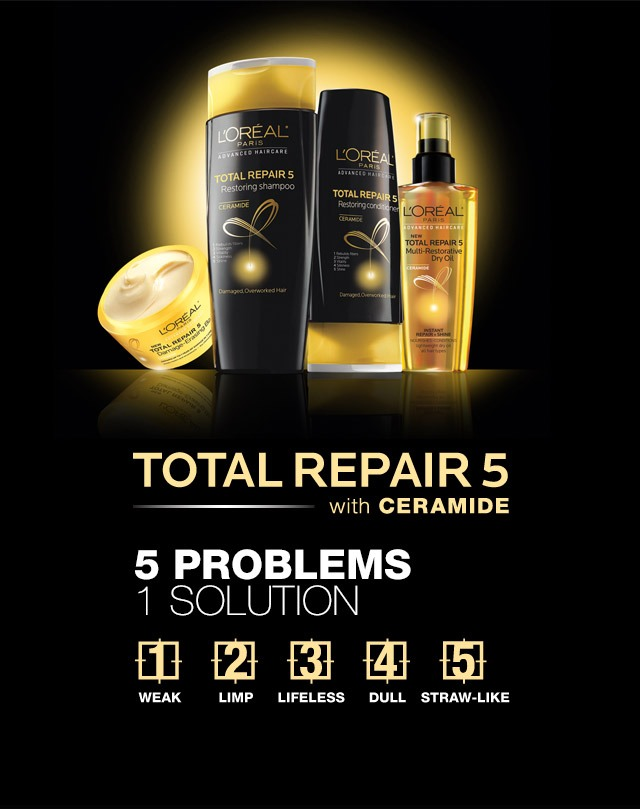 I use it everyday, it leaves hair shinny and soft!!! And the best thing is that is not expensive, you can get it at Target for about $6 each the big bottle. So worth it! Please like and try it.