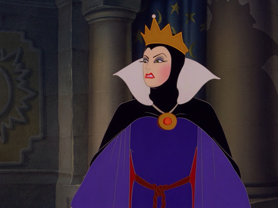 "The ""Evil Queen"" from Snow White also did the same thing for her as Maleficent did to Sleeping Beauty. Imagine that you could fall asleep and wake up to the true love of your life."