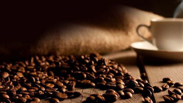 Materials Needed: Grinded Coffee and Olive Oil