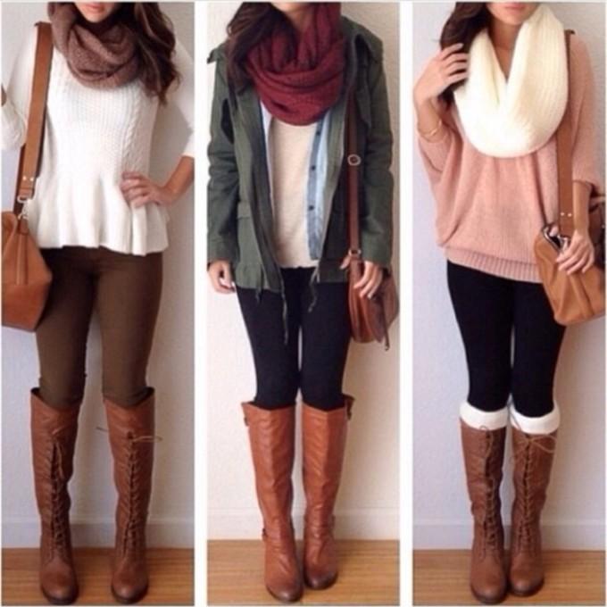 Fashion Clothes Tumblr Winter