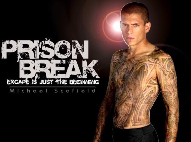 Prison break was the most intense show I've ever watched, so suspenseful and the thought that went into the script is incredible!