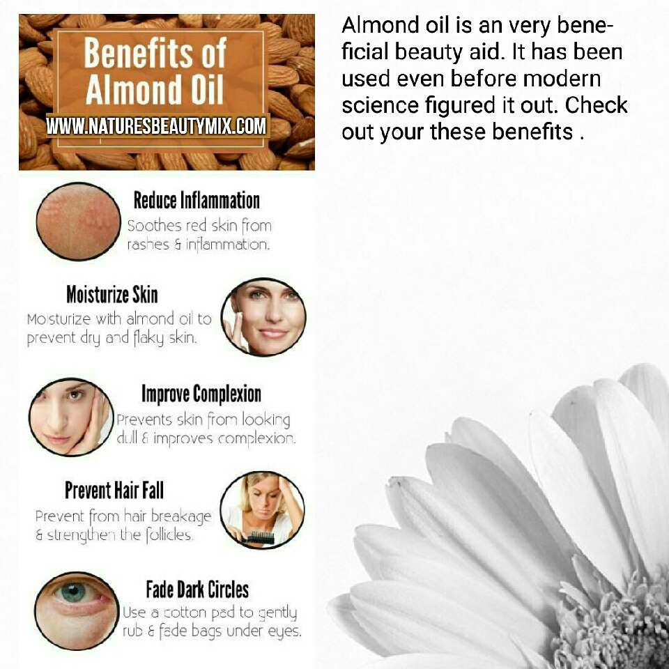 Using Almond Oil as a Beauty Aid