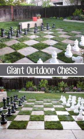 Chess Pieces available on Amazon