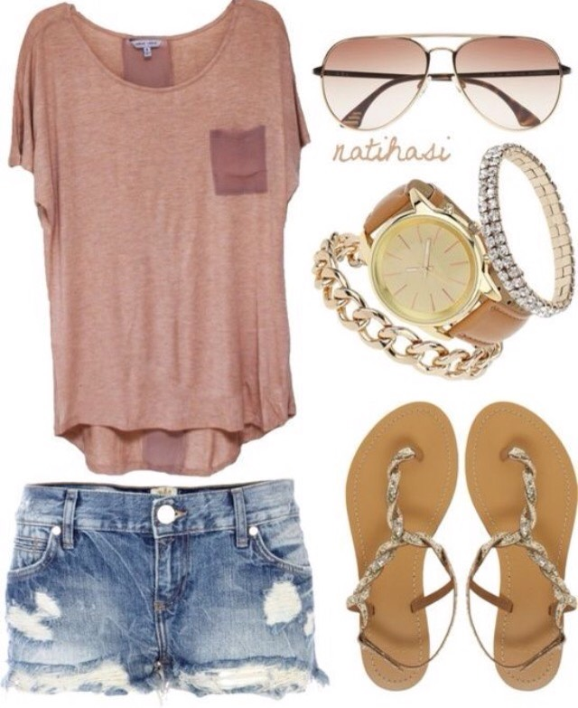 This outfits perfect for a super casual day☀️