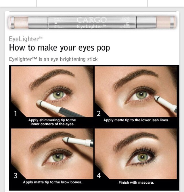 Cargo eye liner is all you need!!! Plz like and share thank you