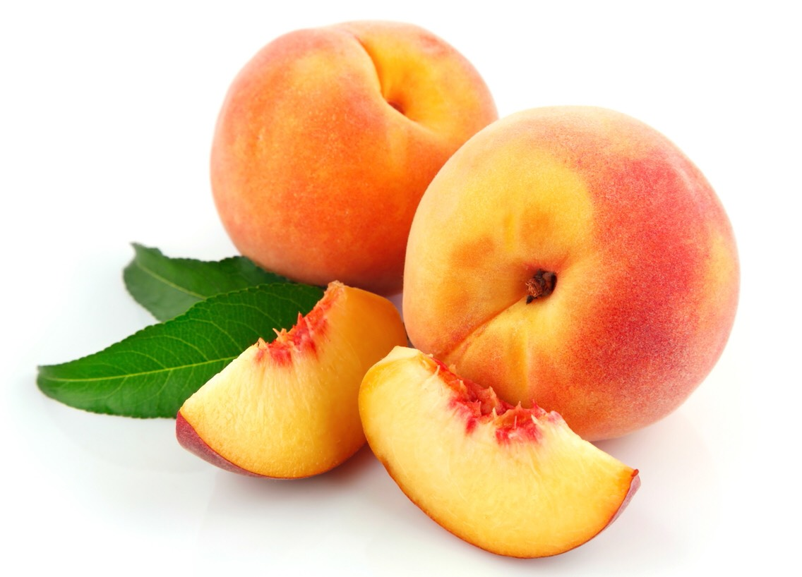 Peaches are also make you stay cool and contain vitamins A and C, which promote healthy skin, and at 35-50 calories a pop, they make the perfect diet-friendly dessert.