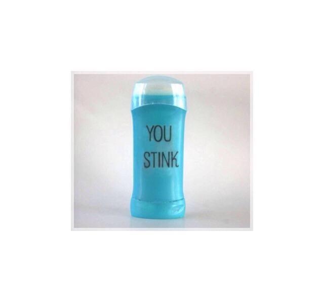 #YouStaaank #GetDeodorant  #EndOfStory