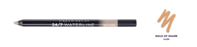 PRODUCT RECOMENDATION | Urban Decay 24/7 Waterline Eye Pencil in Walk of Shame