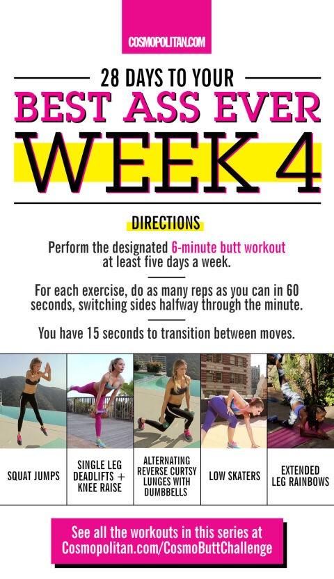 Aaa and finally week 4