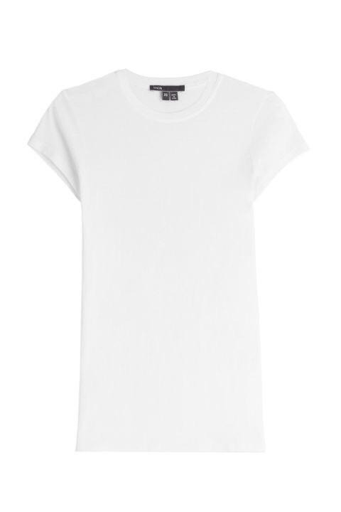 1. Get white t'shirt