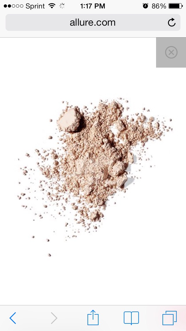 Finish with powder, To set your makeup, follow this magic order: primer, liquid foundation or tinted moisturizer, translucent powder. Without a last dusting of powder, the water in your makeup and the silicones in most primers repel each other, so if you touch your face both will come right off!