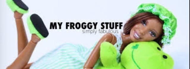 6. My Froggy Stuff🐸
