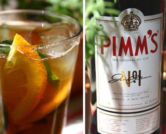 Pimm's Cup | recipe 👉