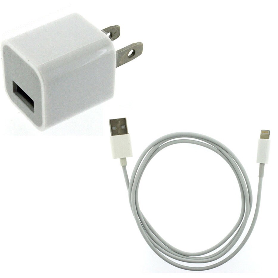 Phone charger. Try and get a portable one