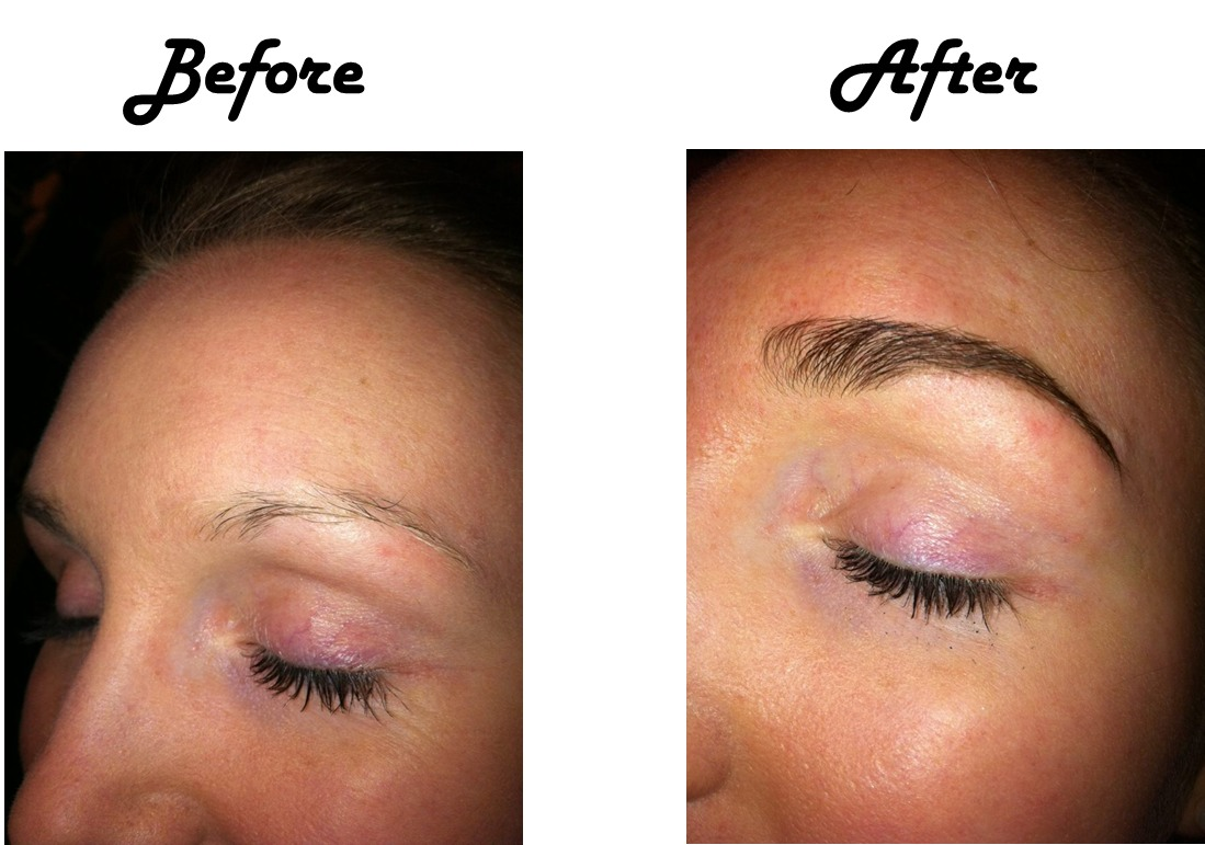 cd62eda9f03 5% minoxidil and a clean mascara wand will give you the brows you want !!  DO NOT USE IT ANYWHERE ELSE ON FACE OR ON EYELASHES !!!