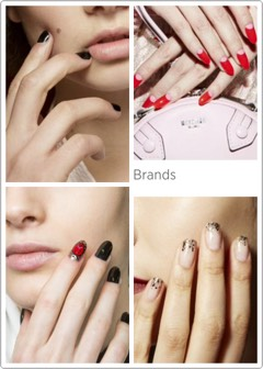 Fall 2018 Nail Trends by Paige Delvecchio - Musely