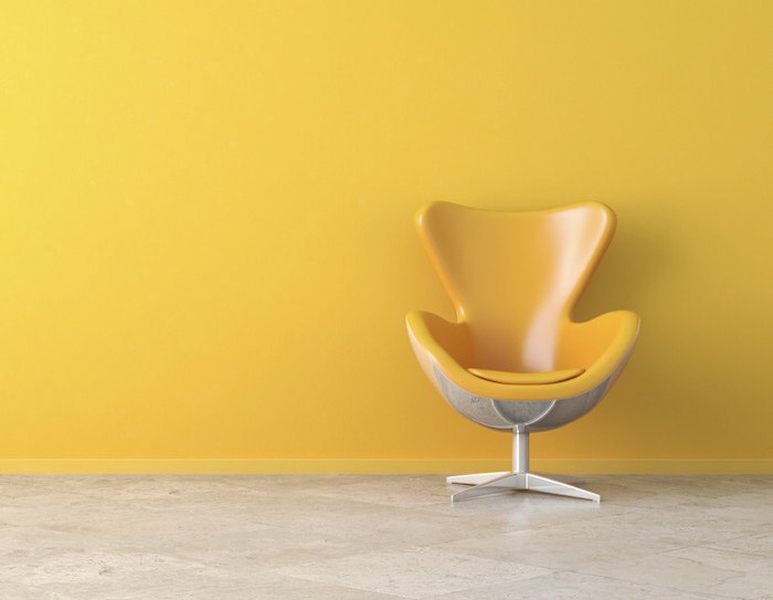 """Chairs that look good but feel like crap. Those half domes or spin tops made a mini-comeback (their heyday was in the 60s), but they're no longer necessary for a """"cool"""" basement. We should consider ourselves lucky, those things were the worst to sit in."""