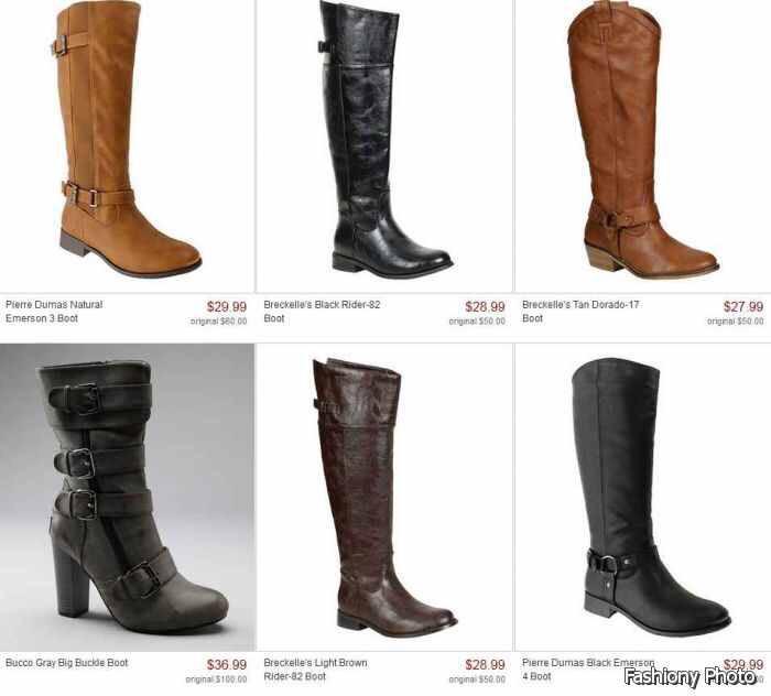 Rockin the boots
