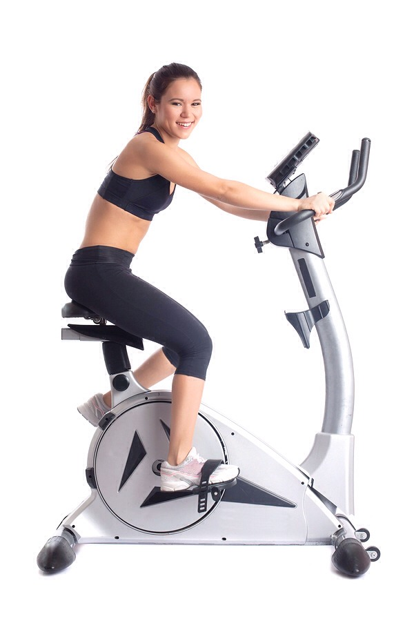Pedal on the leg bike for 30 minutes everyday.