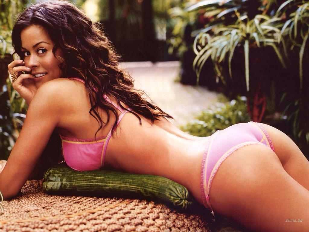 Brooke Burke Butt