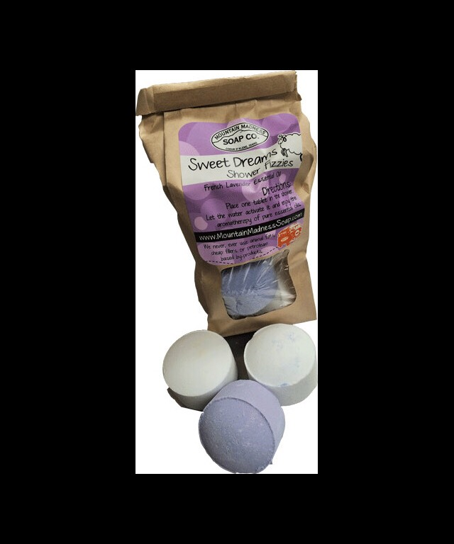 Take a shower right before bed it has the scent of lavender which helps you get a better night sleep