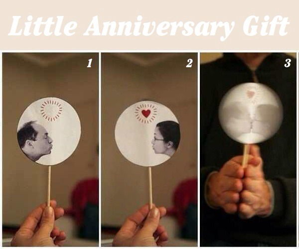 Diy Little Anniversary Gift By Pi Gabriel Musely