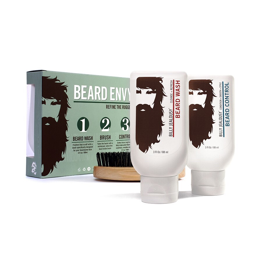 Beard Care Kit For the bearded men in your life!  https://www.amazon.com/gp/aw/d/B00HWF3P0S/ref=mp_s_a_1_2?qid=1448844928&sr=8-2&pi=SY200_QL40&keywords=beard+care+kit&dpPl=1&dpID=51-VkKwJPWL&ref=plSrch&dpPl=1&dpID=51-VkKwJPWL&ref=plSrch