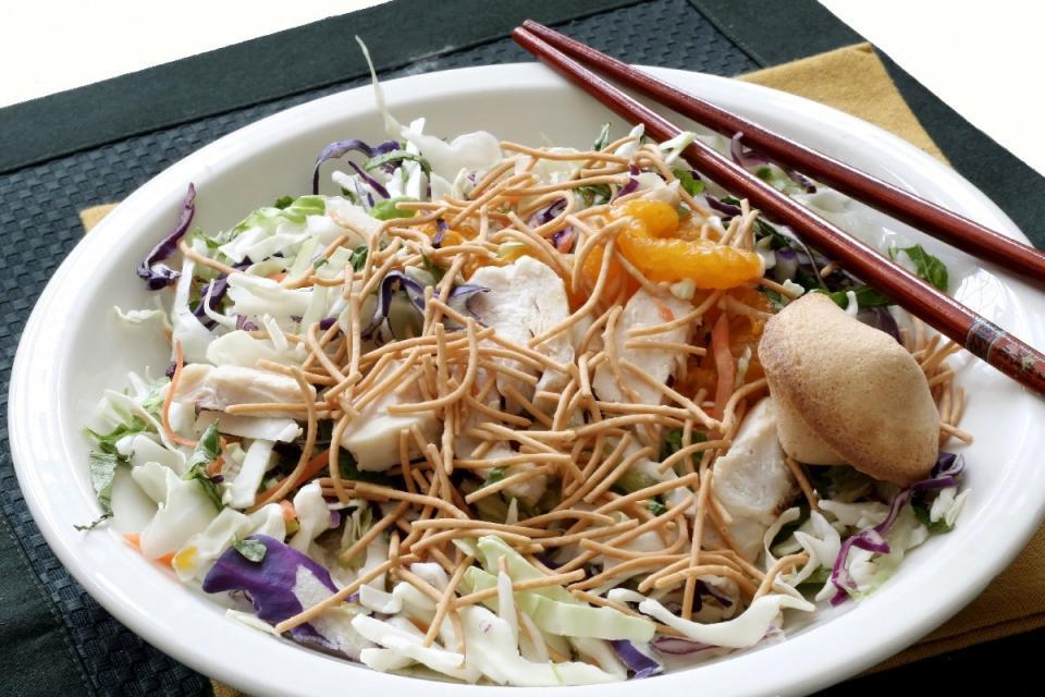 11. Chinese Chicken Salad