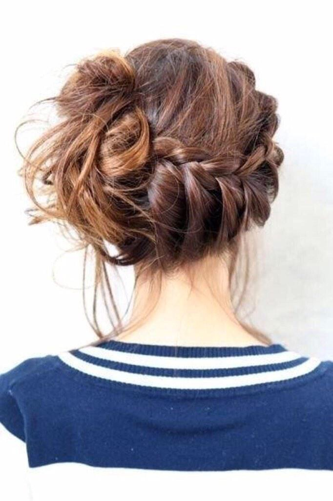 To see cute and easy braided hair styles for girls keep going ➡️➡️