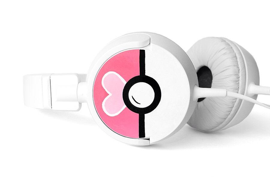 Headphones if your not so keen on earphones 👌